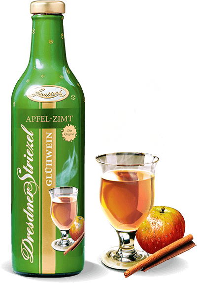 Apple-cinnamon mulled wine
