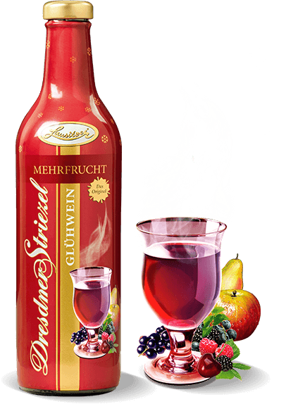 Multifruit mulled wine
